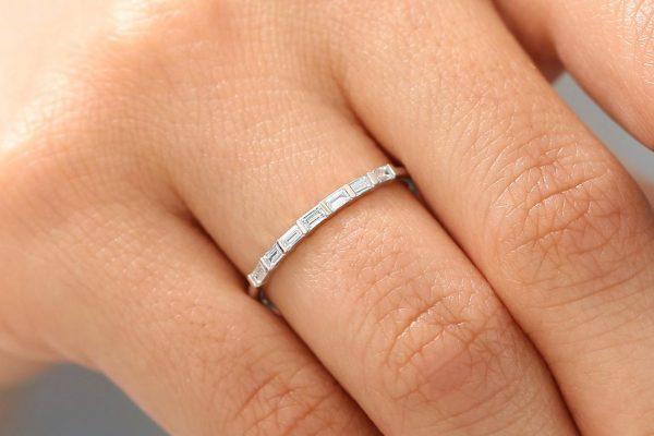 Diamant Ring PATRICIA I 585er Roségold 0,27 Karat