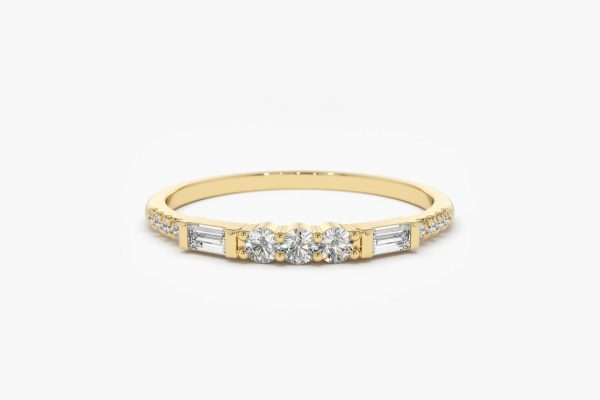 Diamant Ring MELISSA I 585er Gold 0,25 Karat