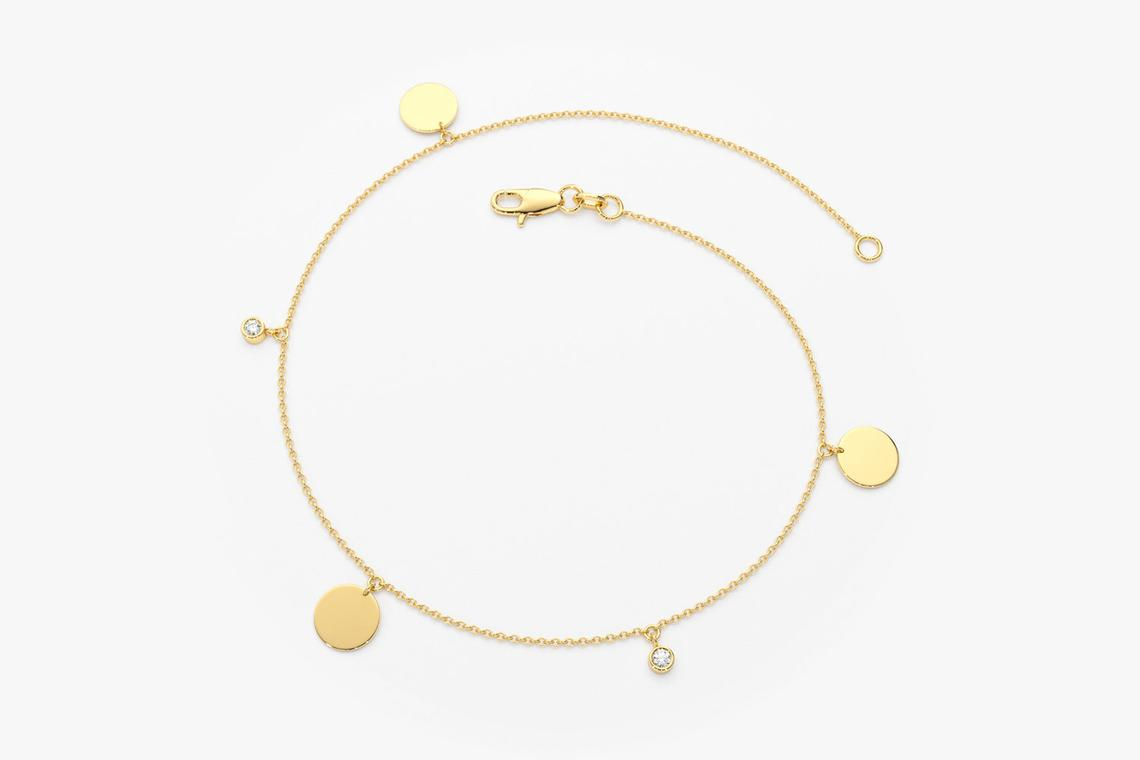 Diamant Armband MELISSA I 585er Gold 0,08 Karat