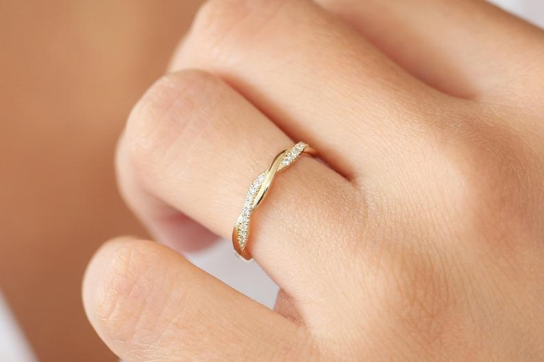 Diamant Ring MAXIMA I 585er Weißgold 0,27 Karat