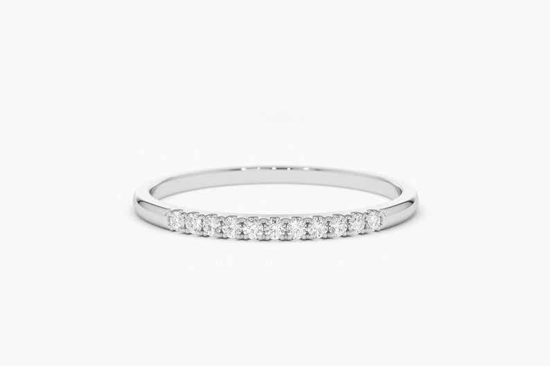 Diamant Ring JULIETTA I 585er Roségold 0,10 Karat