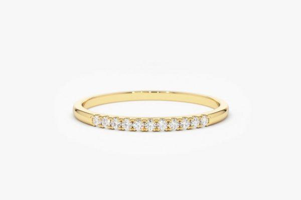 Diamant Ring JULIETTA I 585er Gold 0,10 Karat