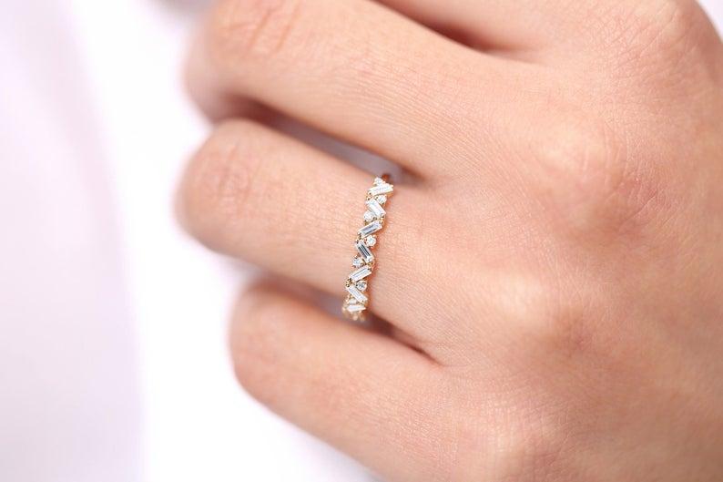 Diamant Ring ANGELA I 585er Roségold 0,35 Karat