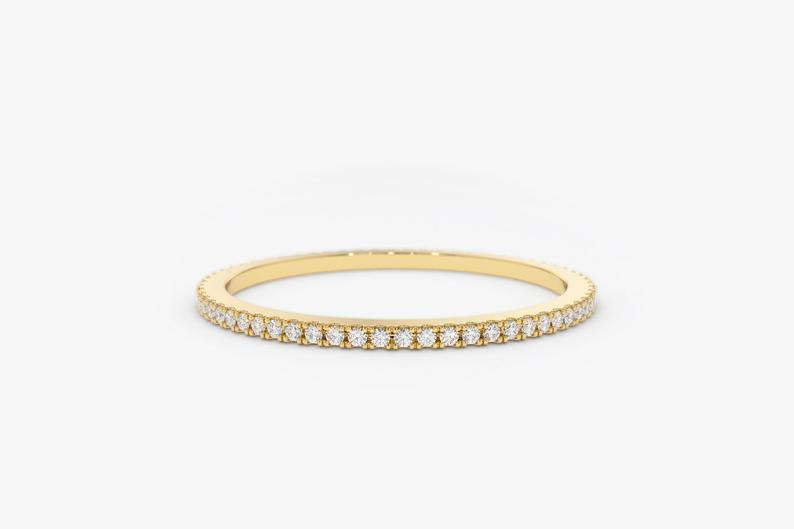Diamant Ring MEMORY I 585er Gold 0,30 Carat