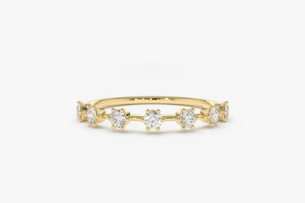 Diamant Ring DIANA I 585er Gold 0,27 Karat