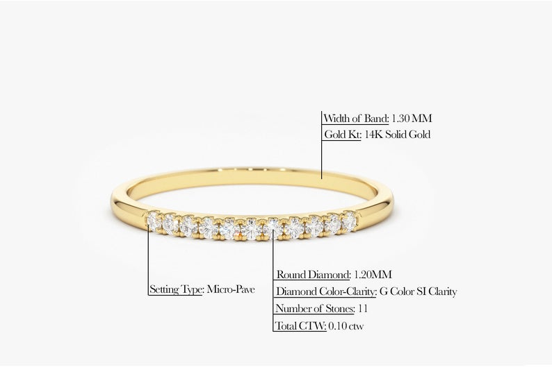 Diamant Ring JULIETTA I 585er Gold 0,10 Karat