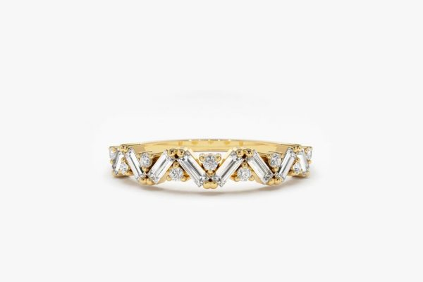 Diamant Ring ANGELA I 585er Gold 0,35 Karat
