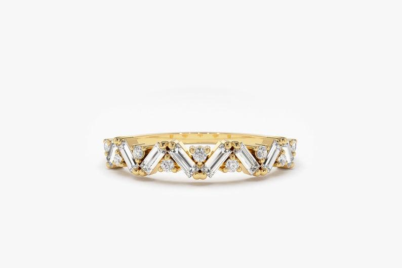 Diamant Ring ANGELA I 585er Weißgold 0,35 Karat