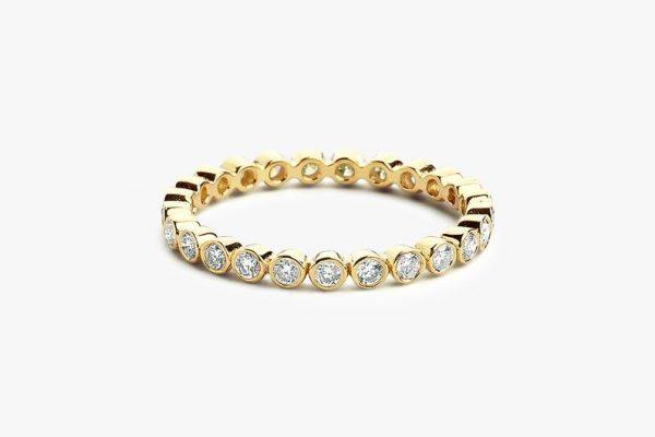 Diamant Ring LUNA I 585er Gold 0,30 Carat