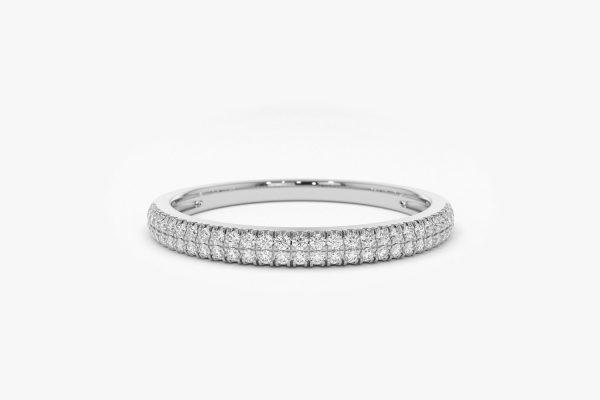 Diamant Ring ELLA I 585er Weißgold 0,28 Karat