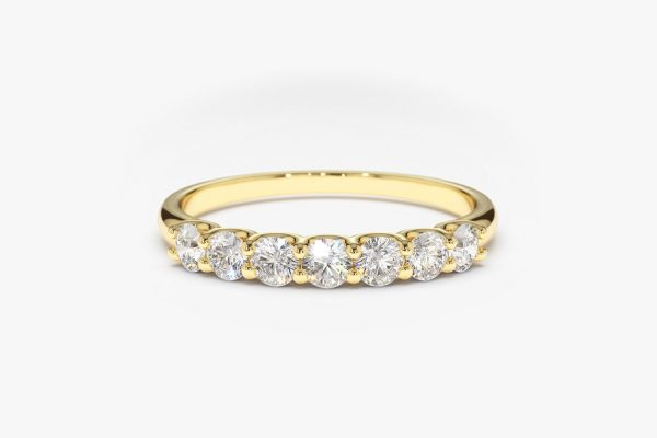 Diamant Ring MILENA I 585er Gold 0,45 Karat