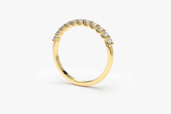 Diamant Ring MIA I 585er Gold 0,41 Karat