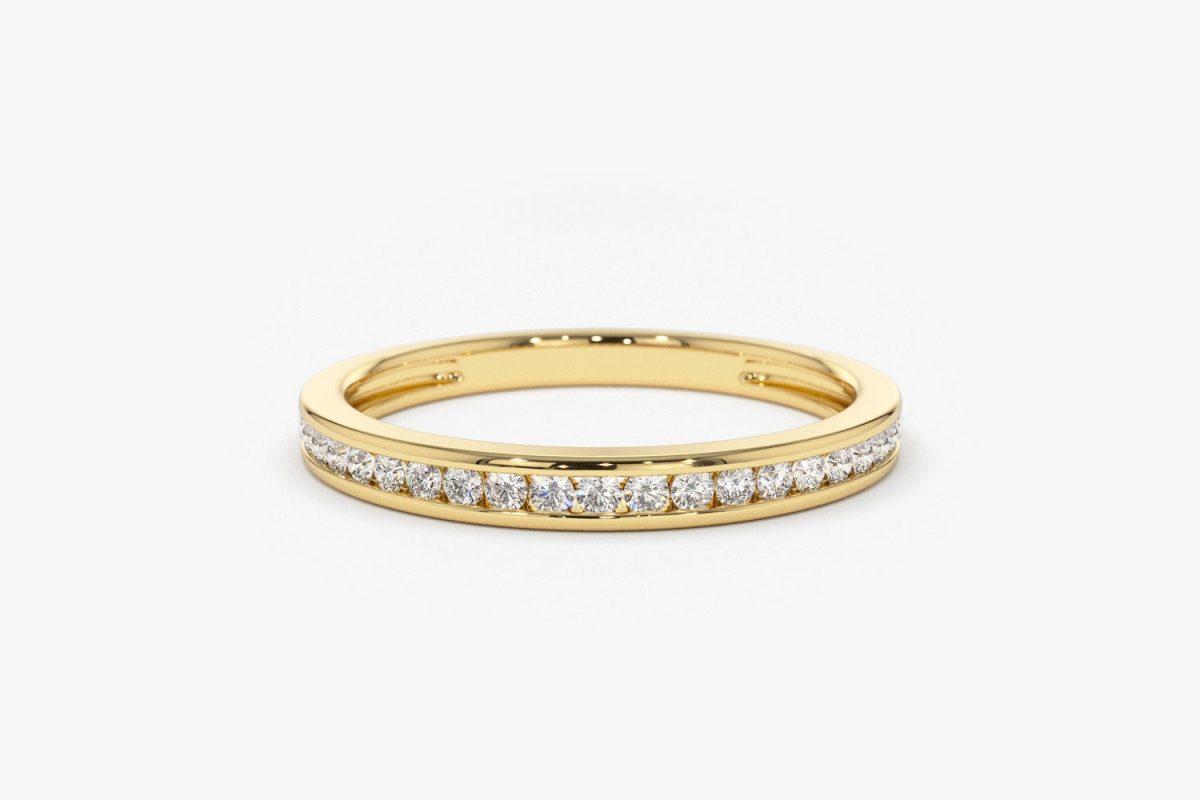 Diamant Ring PALOMA I 585er Gold 0,32 Karat